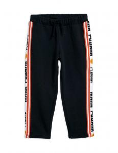 MINI RODINI SWEATPANTS MOSCROW BLACK
