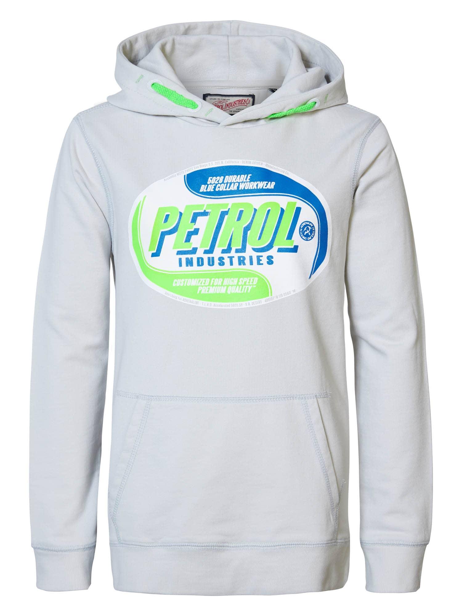 PETROL SWEATHOOD SWH300 MILK