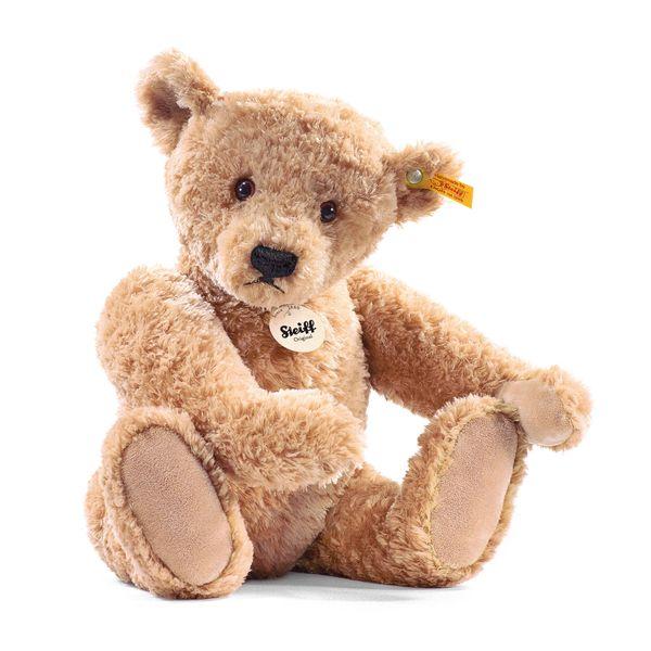 STEIFF NALLE ELMAR TEDDY BEAR GOLDEN BROWN 32 CM