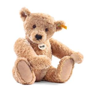 STEIFF NALLE ELMAR TEDDY BEAR GOLDEN BROWN 32 CM