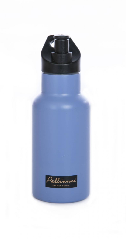 PELLIANNI STAINLESS STEEL BOTTLE BLUE