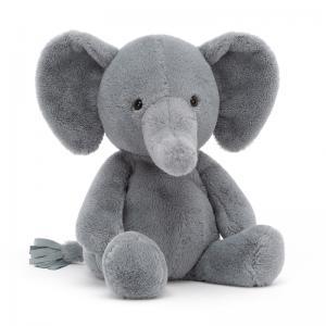 JELLYCAT NIMBUS ELEPHANT NIM3E GRÅ
