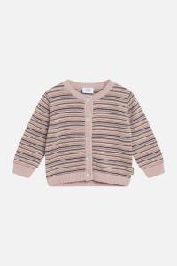 CLAIRE CARDIGAN CATIN MULTI PINK