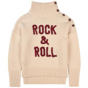 ZADIG&VOLTAIRE POLO NECK SWEATER OFF