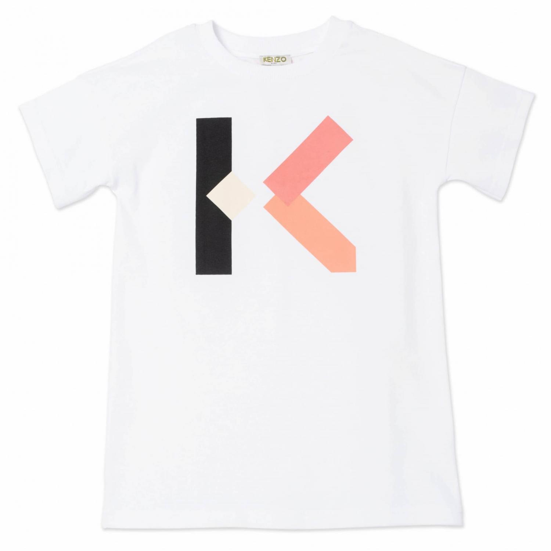 KENZO T-SHIRT K15093 WHITE K