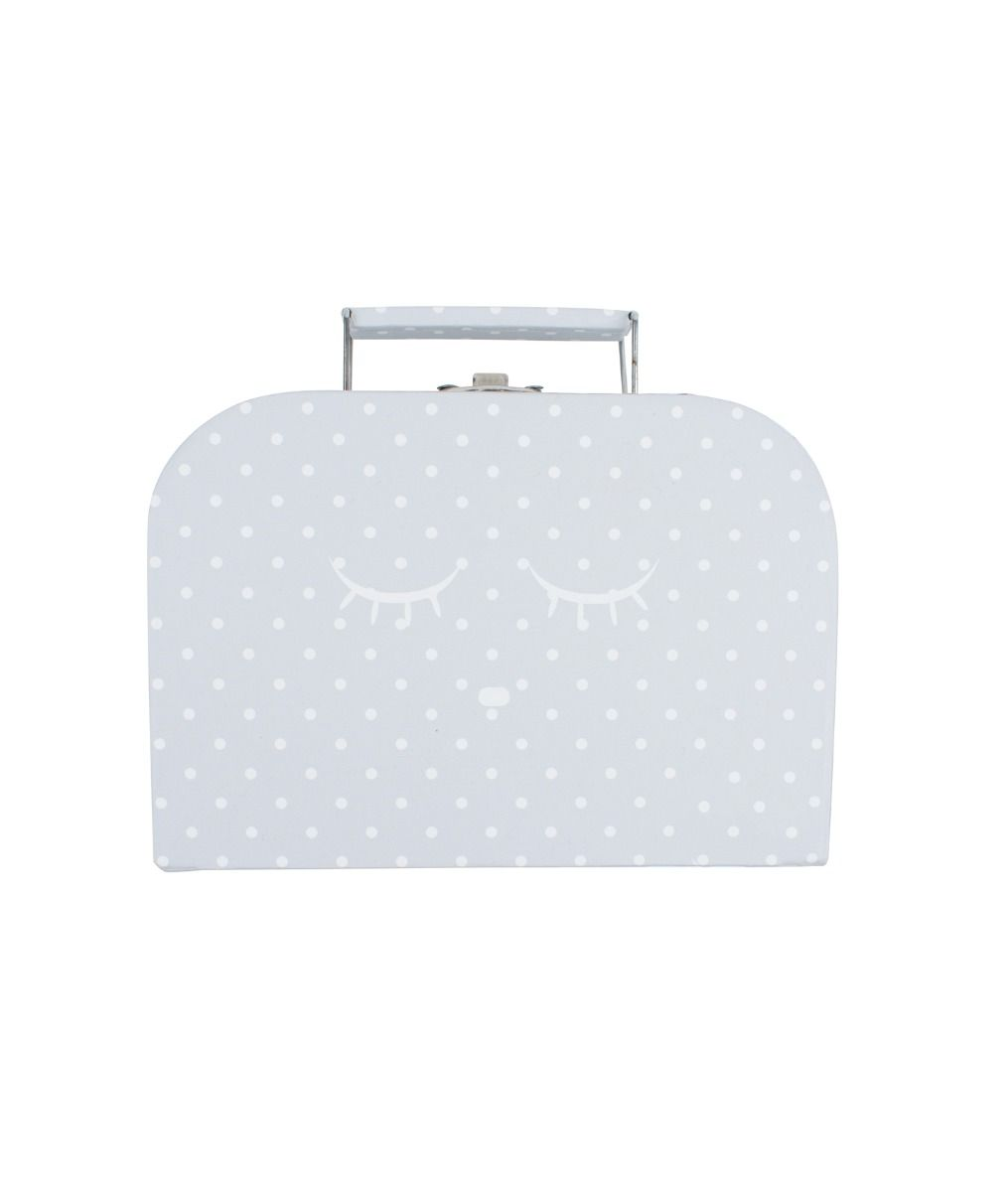 Livly SLEEPING TRUNK-GREY S