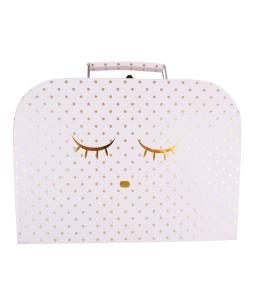 Livly SLEEPING TRUNK-PINK M