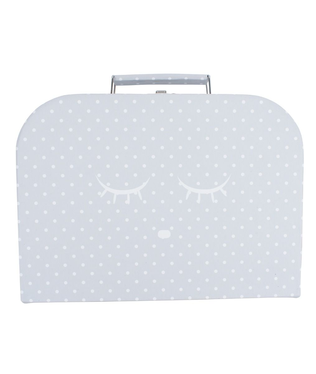 Livly SLEEPING TRUNK-GREY M