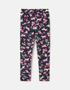 JOULES LEGGINGS UNICORN NAVY