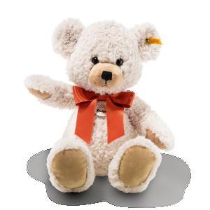 STEIFF NALLE LILLY DANGLING TEDDY BEAR CREAM 40