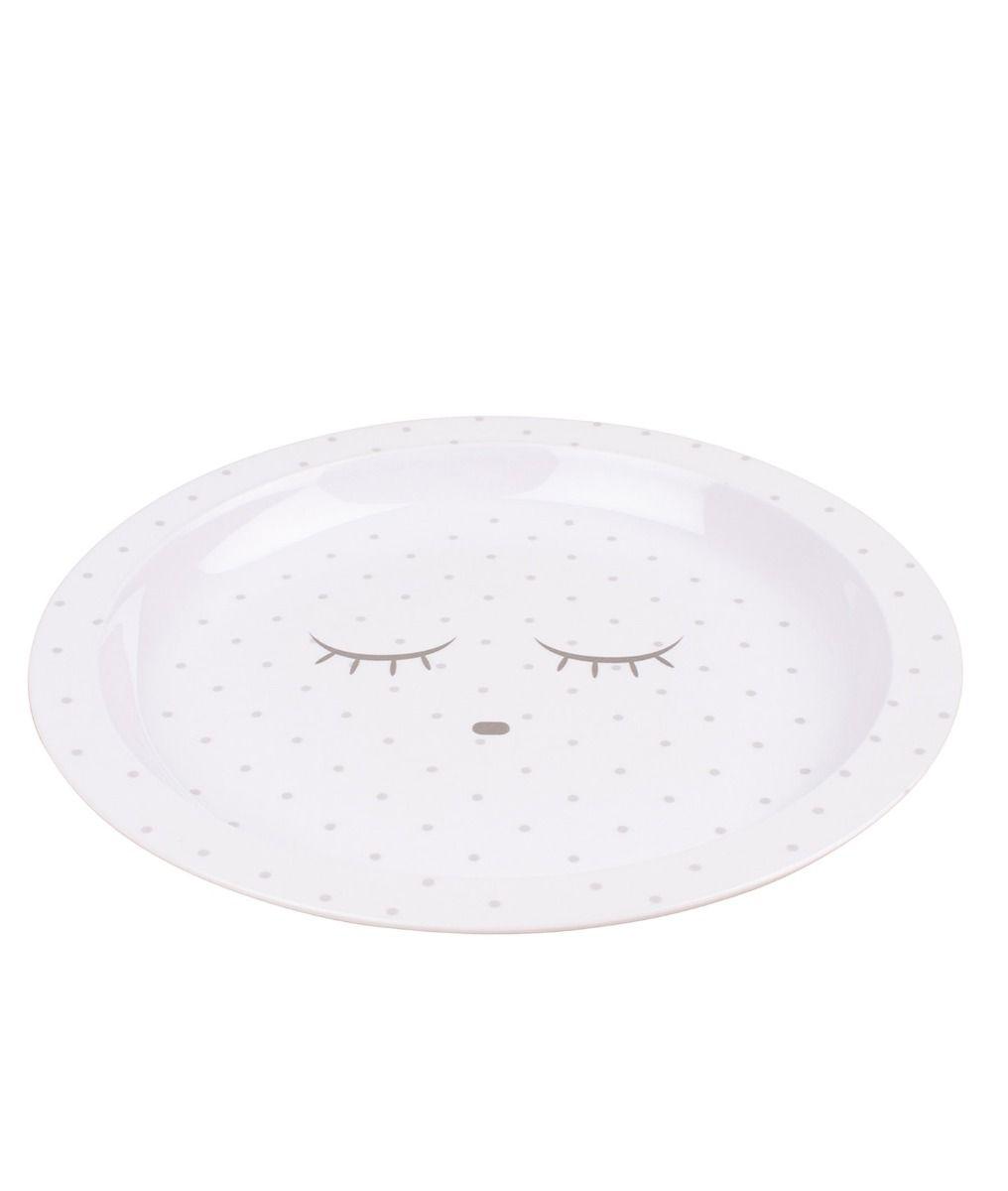Livly Plate White