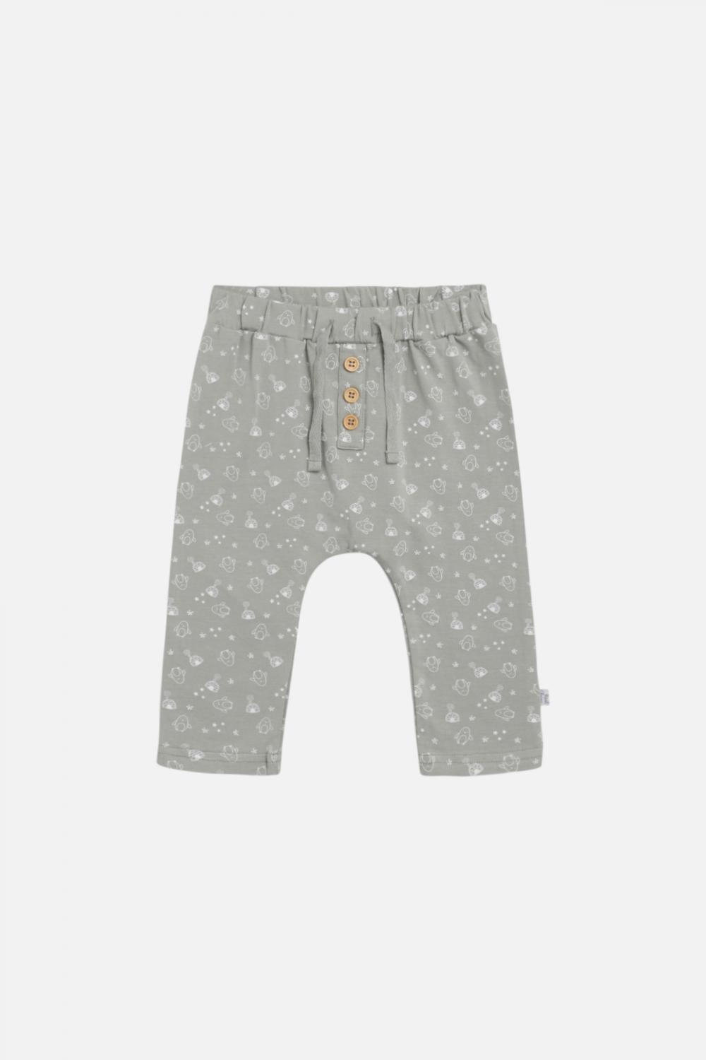 HUST&CLAIRE PANTS 39139059 SEAGRASS