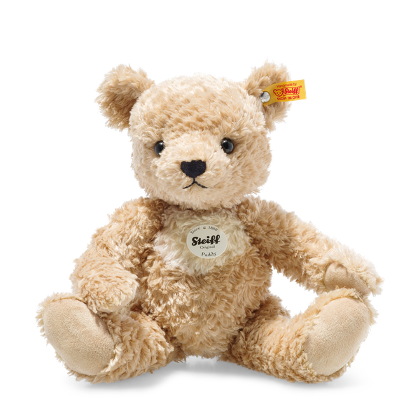 STEIFF NALLE  PADDY TEDDY BEAR GOLDEN BROWN