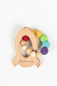 PELLIANNI ROCKET TEETHER PRIDE