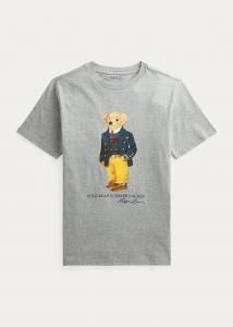 POLO T-SHIRT BEAR 323853828003 GREY