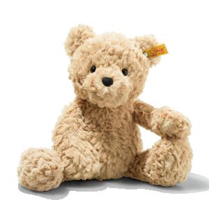 STEIFF NALLE JIMMY TEDDY BEAR HELLBRAUN
