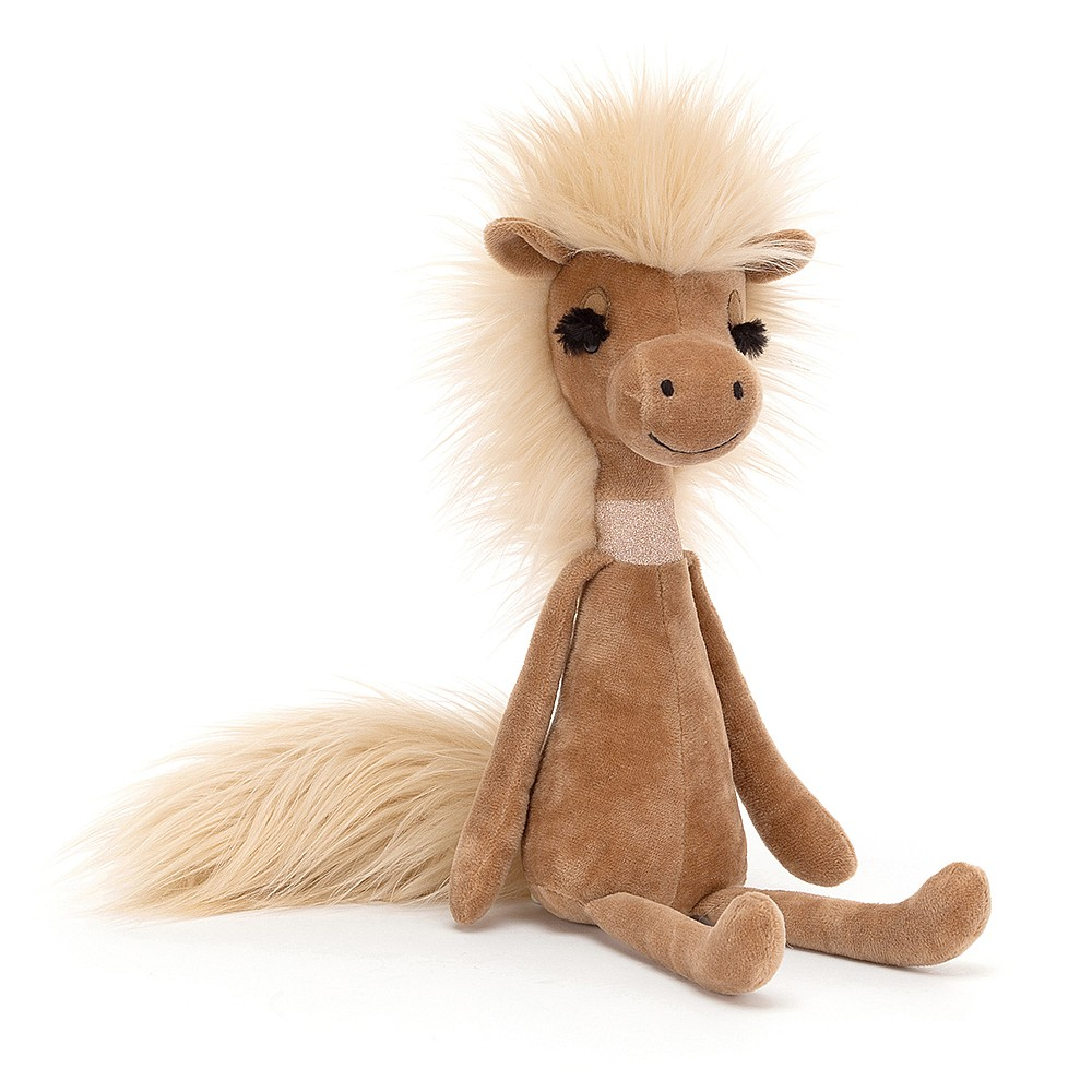 JELLYCAT SWELLEGANT WILLOW HORSE