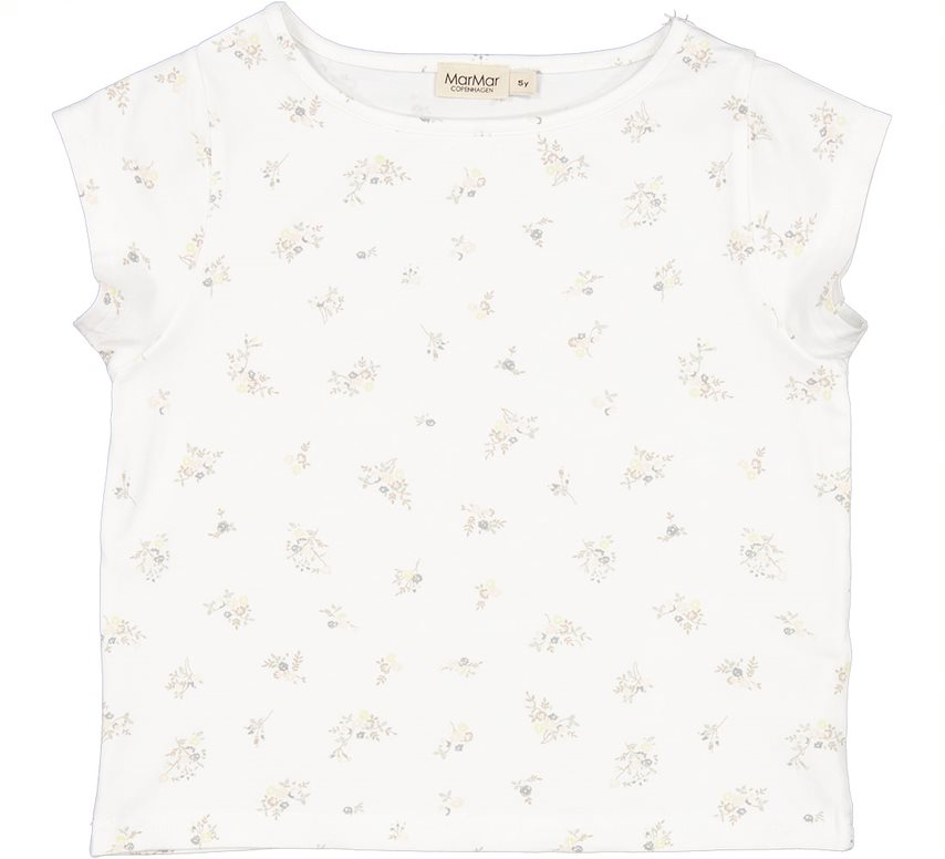 MARMAR T-SHIRT TAVOLA ROSE BOUQUET