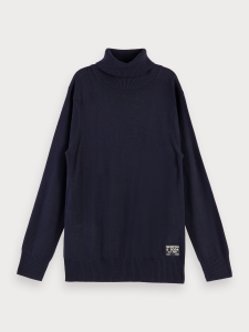 SCOTCH ST. POLO 157796 NAVY