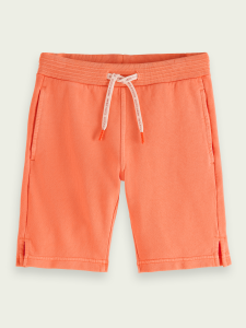 SCOTCH SWEAT SHORTS 161033 ORANGE