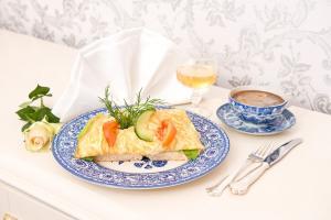 Omelettsmörgås