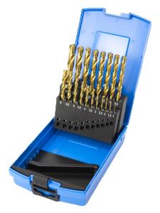Borrsats Elite + Tin 1-10x0,5mm Presto M19
