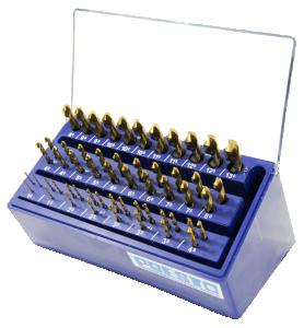 Borrsats Drillbox Elite + Tin 1-13x0,5 + 3,3 & 4,2mm