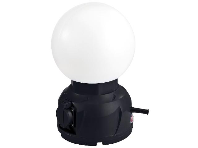 Arbetslampa/Klotlampa led 20W