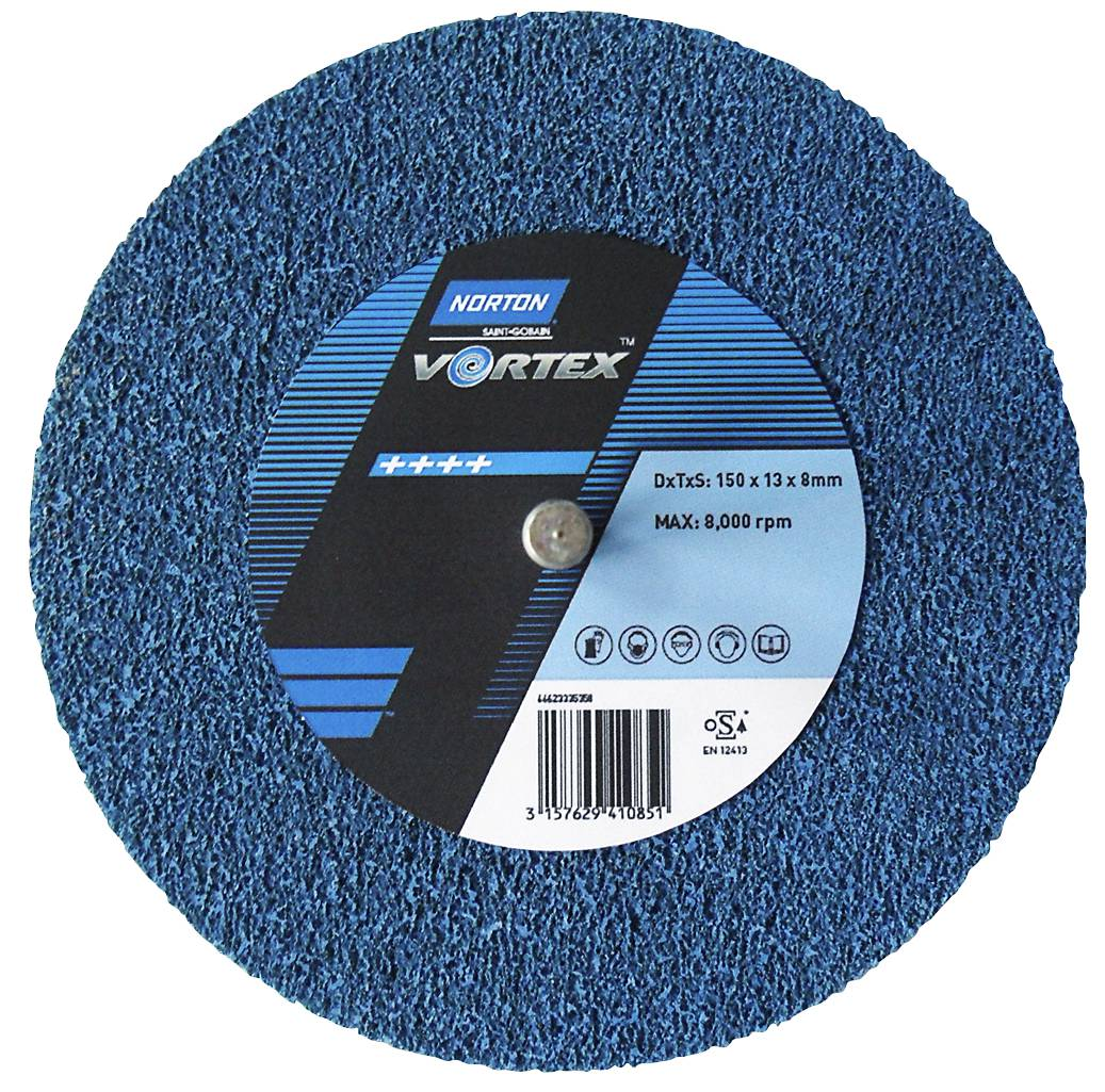 Pressad skiva Norton Vortex Rapid Bear-Tex