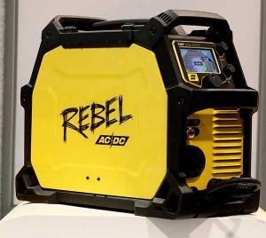 ESAB Rebel EMP 205ic AC/DC MIG/TIG/MMA SVETSSMASKIN