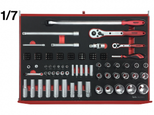 verktygssats Teng Tools TCMME179