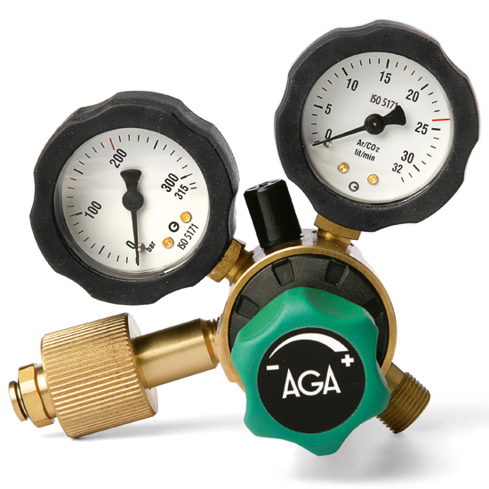 Regulator AGA Fixicontrol, Handtight