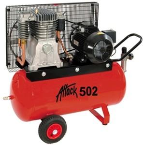 Besiktningsfri kompressor Attack 502