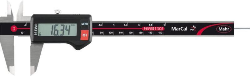 Digitalt skjutmått 0-150 mm IP67