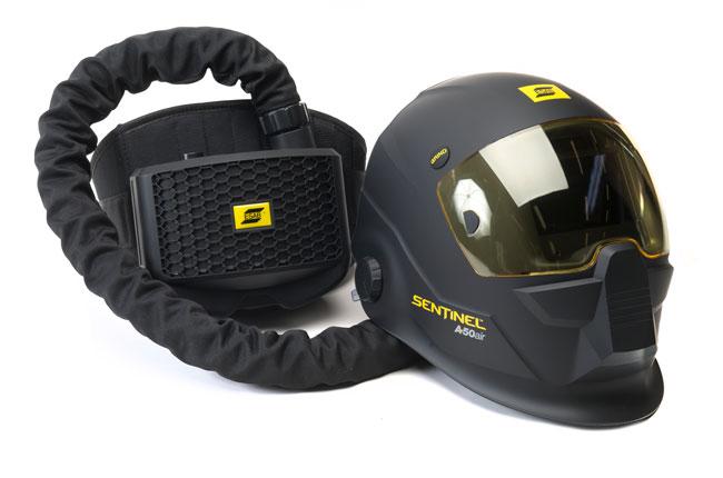 Svetshjälm Sentinel A50 komplett kit