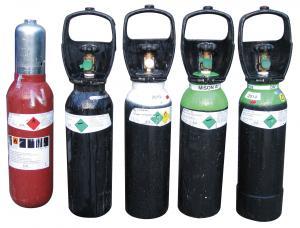 Gasflaska AGA, 5 liter