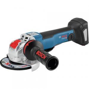 Vinkelslip Bosch X-lock GWX 18V-10C batteridriven 18V