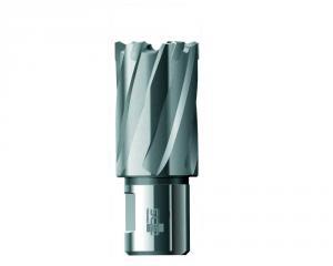 Kärnborr Weldon, med hårdmetalltänder, skärdjup 30mm, BDS