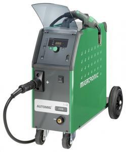 AUTOMIG 233I MIGATRONIC Migatronic mig/mag maskin med 3m slangpaket | Användarvänliga, synergiska inverter svets till MIG/MAG-svetsning och MIG-lödning.