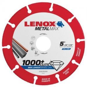 Diamantkapskiva Lenox för metall 125X1,3MM