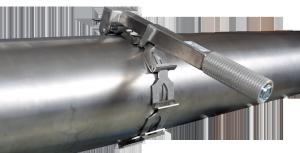 Rörfixtursats tackclamp TC600 (60-600 mm)