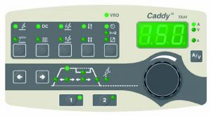 CADDY TIG 2200iw AC/DC TA34 ESAB