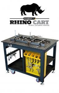 Svetsbord stronghand Rhino Cart