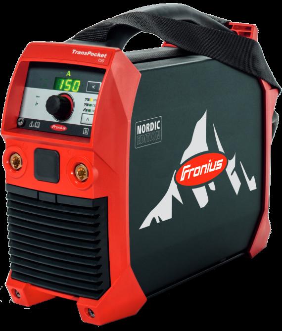 Fronius transpocket TP150 Nordic edition