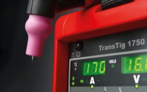Tigsvets Fronius TransTig 1750 puls GF, DC