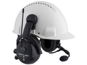 Hörselkåpor ZEKLER 412RDBH Hjälmmontage