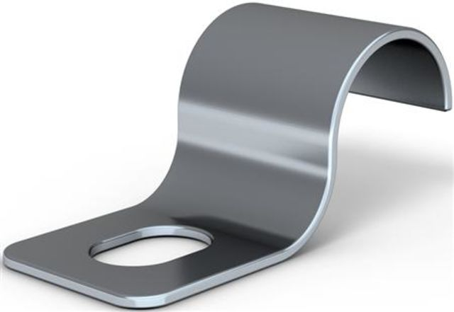 Kabelskydd Enkelklammer 22 mm