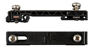 Victron - DIN35 adapter medium (2 pcs)