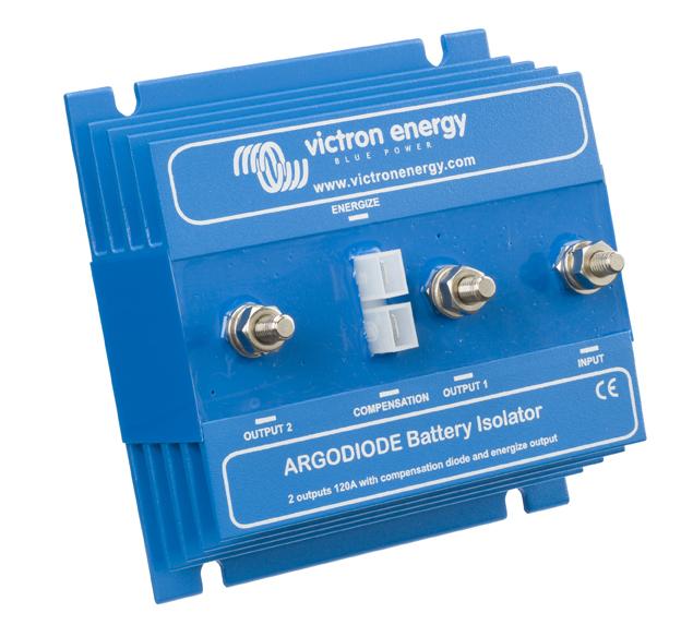 Victron - Argodiode 100-3AC 3 batteries 100A Retail