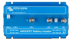 Victron - Argofet 200-2 Two batteries 200A